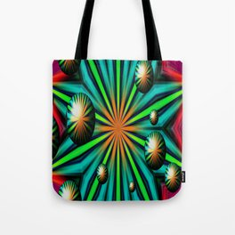 Magical Balls Tote Bag