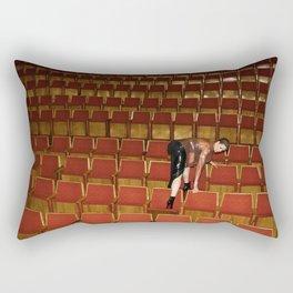Smooth Confess Rectangular Pillow