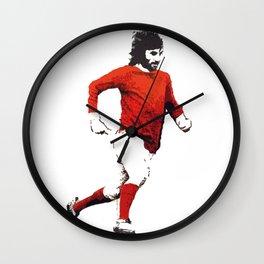 "George Best ""Belfast Boy"" Wall Clock"