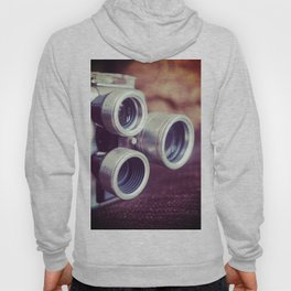 Vintage movie camera Hoody