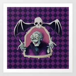 Tales from the Cryptkeeper Art Print
