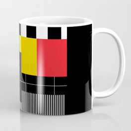 Test Pattern Coffee Mug