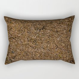 Needle Carpet Two Rectangular Pillow