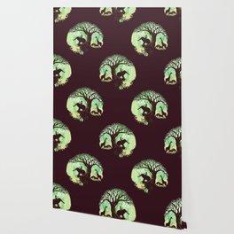 The jungle says hello Wallpaper
