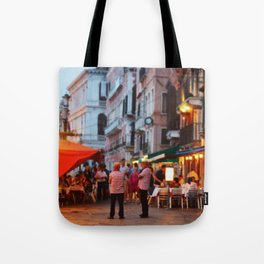 Observe Tote Bag