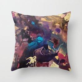 Serenity Blush Throw Pillow