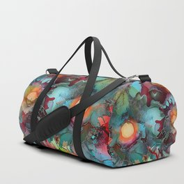 Color Splash Duffle Bag