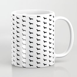 Dachshund - Mini #199 Coffee Mug