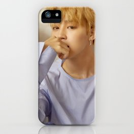 Jimin iPhone Case