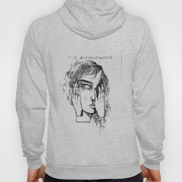 IT IS A LONELY WORLD Hoody