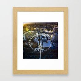 The LINQ Framed Art Print