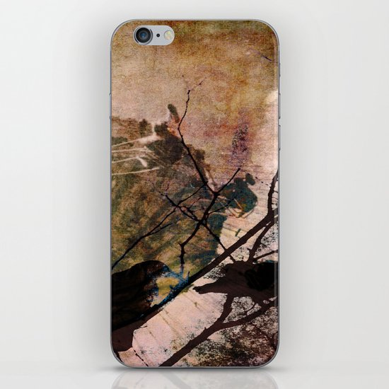 Dreams of Yesterday iPhone & iPod Skin