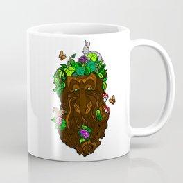 Greenman Coffee Mug