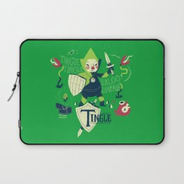 the legend of tingle Laptop Sleeve