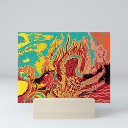 dragon Mini Art Print