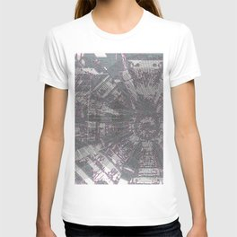 CERN: The Large Hadron Collider: A Love Story T-shirt