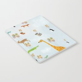 the sky zoo Notebook