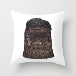 che bacca Throw Pillow