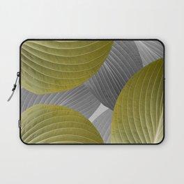 Beautiful Large Leaves #decor #society6 #buyart Laptop Sleeve