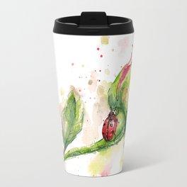 Ladybug Lane Travel Mug
