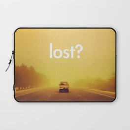 lost? Laptop Sleeve