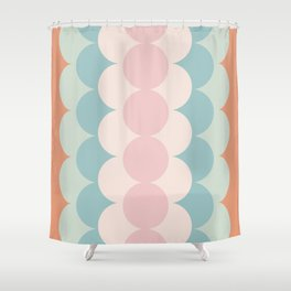 Gradual Tricot Shower Curtain