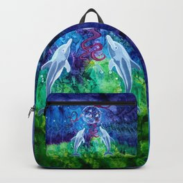 Dolphin Gaze Backpack