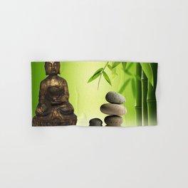 Spiritual calm Hand & Bath Towel