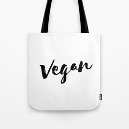 QUOTE Vegan Tote Bag