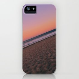 Sunset over Cabo San Jose iPhone Case