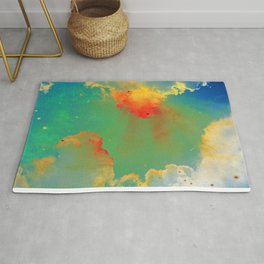 Goldfishes of the Universe Rug