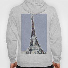 Eiffel Tower - Night Glow Hoody