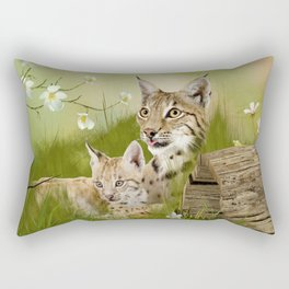 BOBCATS Rectangular Pillow