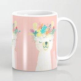 Llama Goddess Coffee Mug
