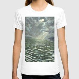 Sunbeams and Rolling Seas T-shirt