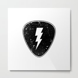 Ray Pick Metal Print