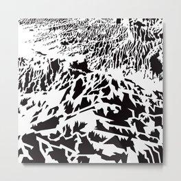 Mungo landscape Metal Print