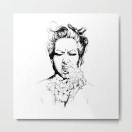 Amanda Metal Print