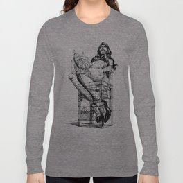 Love and Geometry Long Sleeve T-shirt