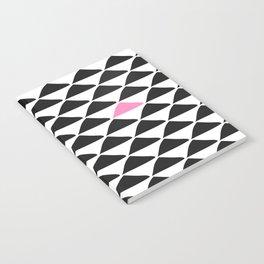 Black triangles & a weird one. Notebook