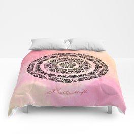 Esprit De Corps Comforters