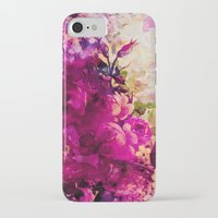 climbing iPhone & iPod Cases featuring climbing  roses by clemm