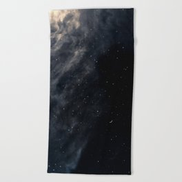 Melancholy Beach Towel