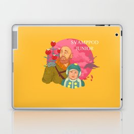 Svamppod Junior Laptop & iPad Skin