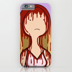Adventure Time with Carrie White iPhone 6s Slim Case
