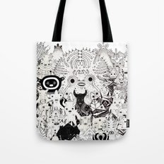 Skool Daze ii Tote Bag