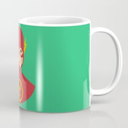 flat for flash Coffee Mug