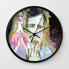 Tienes dos minutos Wall Clock