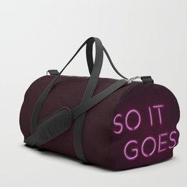 Schlachthof-fünf Duffle Bag