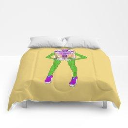Alien Robot Cosplay Comforters